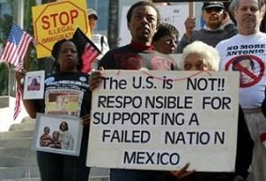 Arizona Boycott Protest