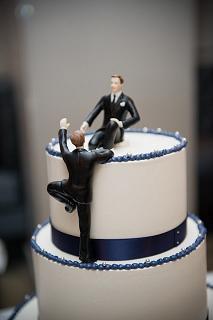 Aclu Gay Wedding Cakes